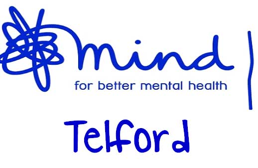 mind logo, Telford charity